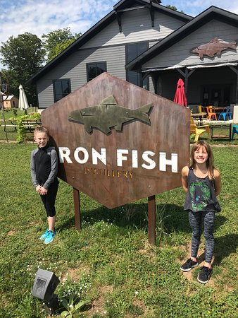 Iron fish distillery thompsonville 2018 all you need for Iron fish distillery thompsonville mi