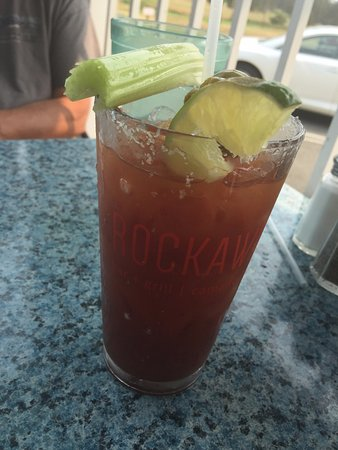 Camano Island, WA: Bloody Mary
