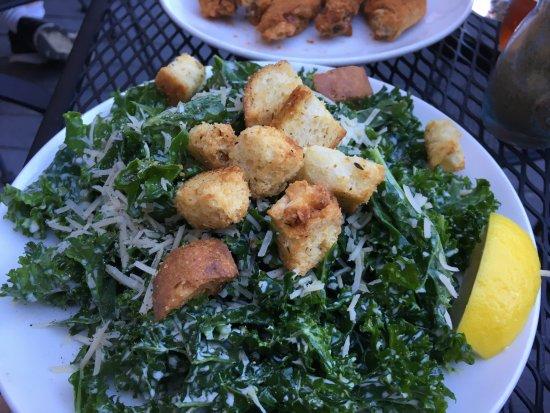 The Reservoir - Restaurant and Tap Room: Kale Caesar