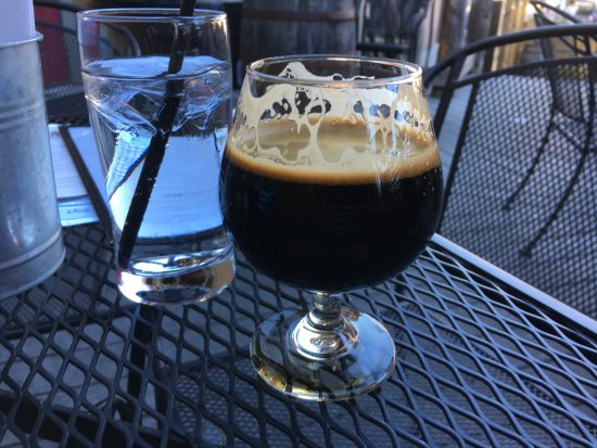 The Reservoir - Restaurant and Tap Room: Yeti Imperial Stout