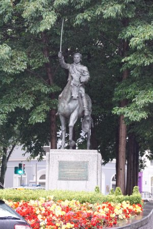 Waterford, Irlandia: Thomas Meager Statue