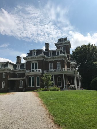 Jefferson City, TN: Glenmore Mansion