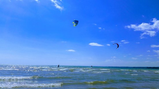 Brighton, Canadá: Presqu'Ile beach