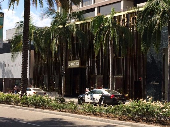 Beverly Hills, Kalifornia: Rodeo Drive