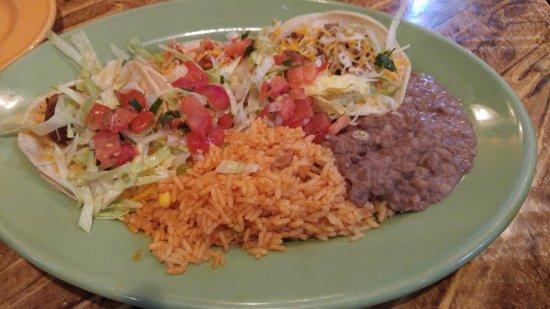 Branchburg, NJ: Soft tacos (beef, pork and chicken)
