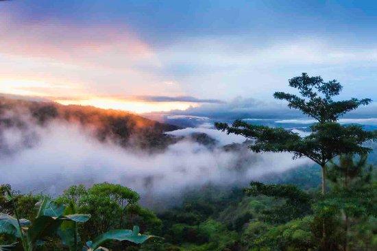 San Vito, Κόστα Ρίκα: Sunset View