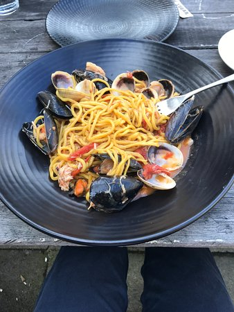 Inglewood, Australia: 4 mouthful pasta