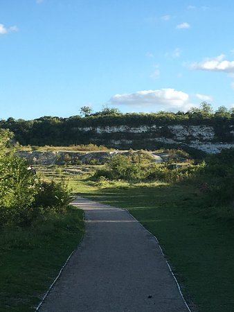 Cherry Hinton Chalk Pits