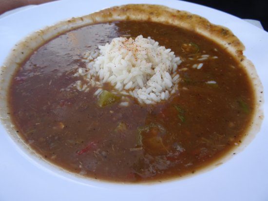 Frisco, CO: Bowl of Seafood Gumbo