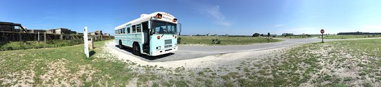 Fort Pickens Campground: Took our bus RV for a weekend adventure! Loved it!
