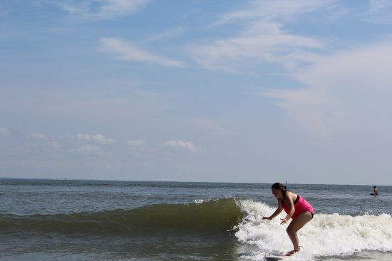 Tybee Surf Lessons照片