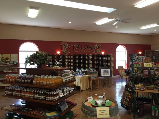 Talon Winery, Palisade CO