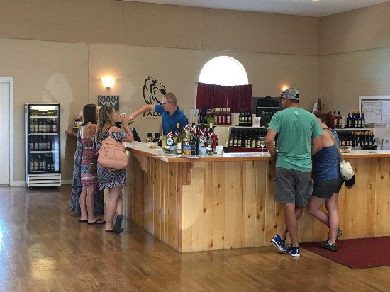 Talon Winery Tasting Room, Palisade CO