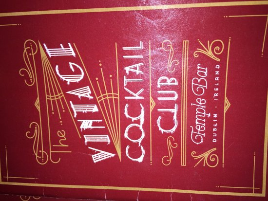 Vintage Cocktail Club: photo1.jpg