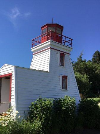 Wellington, Canada: Replica lighthouse