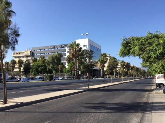 Vincci Malaga: Ekst hotel Vincci, Malaga
