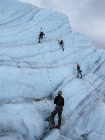 Kennicott, AK: Ice Climbing