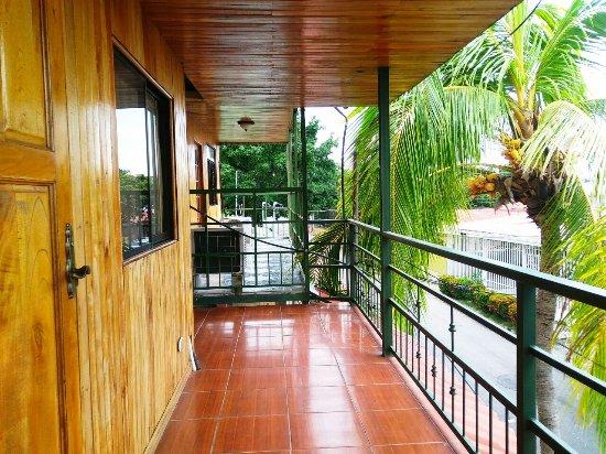Canas, Costa Rica: Balcón