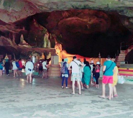Phuket Taxi Private & Tours: Wat Suwan Khuha, Wat Tham Suwan Khuha, Golden Cave