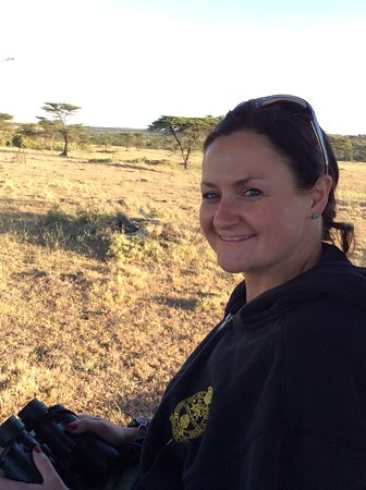 Mahali Mzuri - Sir Richard Branson's Kenyan Safari Camp: Dean scott review as said I'll add more pictures to the story of ares