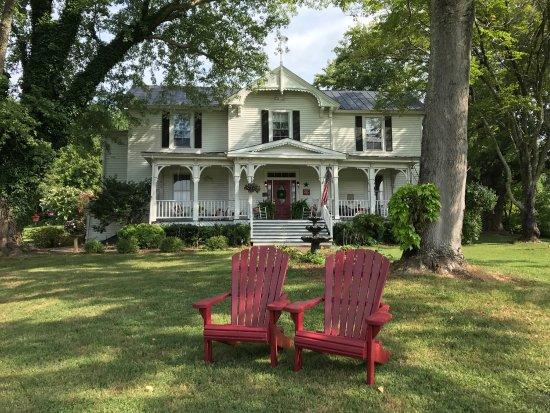 Lovingston, VA: Loved Orchard House!