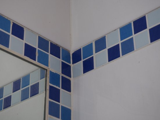 Apartamentos THe Morromar : décoration soigneuse de la salle de bains