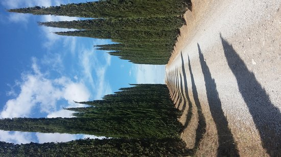 Castel del Piano, Italien: 20170811_111911_large.jpg