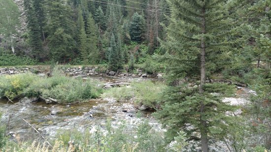Clark, CO: Elk River
