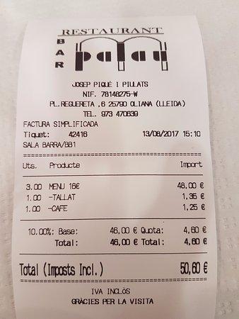 precio 3 pax