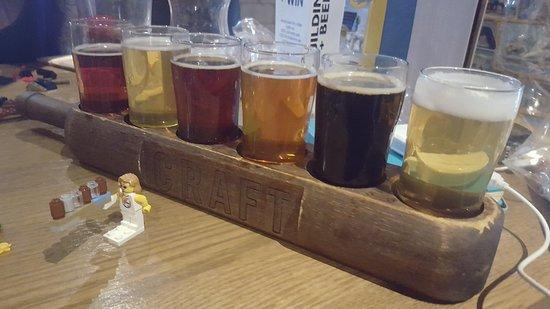 Craft Beer Market Sampler