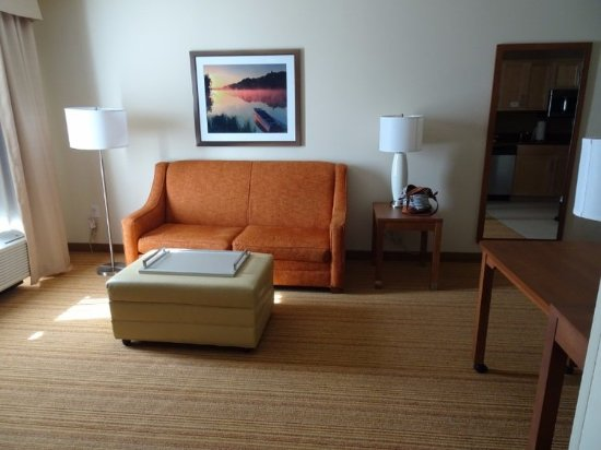 Homewood Suites by Hilton Winnipeg Airport-Polo Park, MB: King room