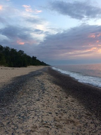 Shingleton, MI: 12 mile beach