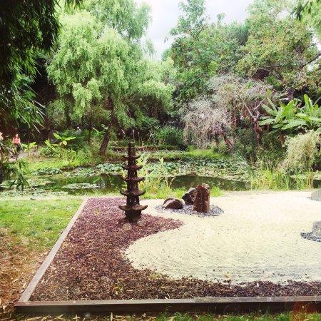 Saint-Cyr-en-Talmondais, Francia: Parc Floral et Tropical de la Court d'Aron