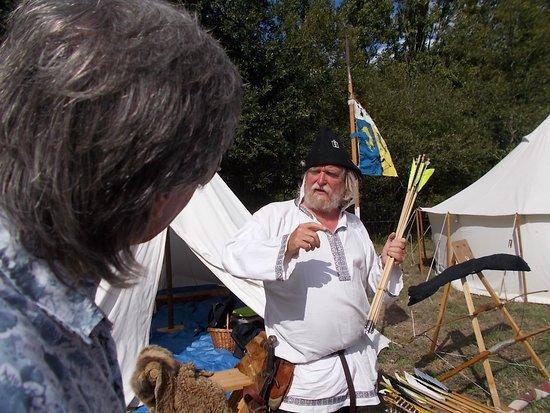 Herbignac, Frankrike: Fanche l'archer