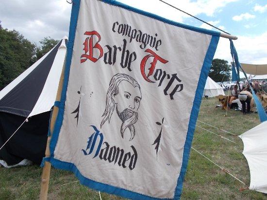 Herbignac, Frankrike: Compagnie Barbe Torte Daoned