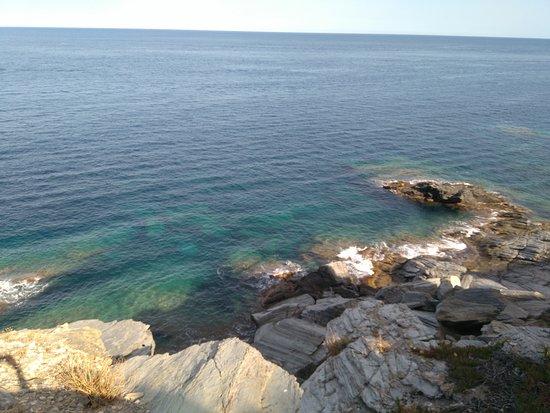 Far de Cala Nans (Cala Nans Lighthouse) Photo