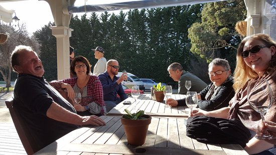 Martinborough, นิวซีแลนด์: Guests hosted after Master Builders Conference