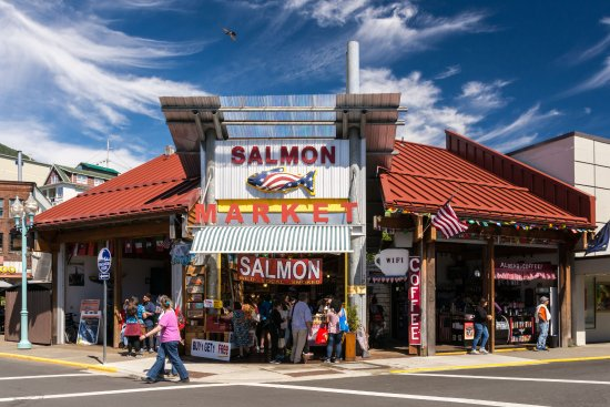 Salmon Market
