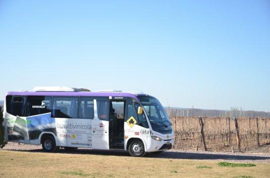 Lujan de Cuyo, อาร์เจนตินา: El bus