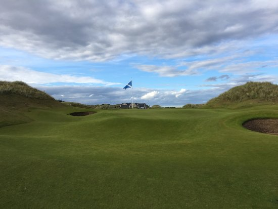 Balmedie, UK: Better wear your big boy pants for this one