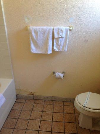 ซานตามาเรีย, แคลิฟอร์เนีย: Bathroom Needs to be cleaned up and painted
