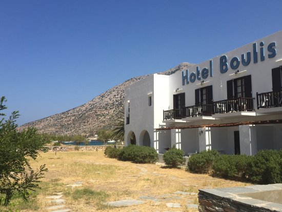 Small Luxury Hotels and Boutique Hotels in Sifnos