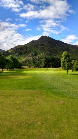 Crieff, UK: 6th hole