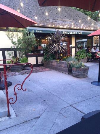 Succulent Cafe: Exterior view