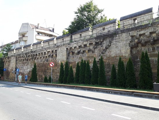 City Walls of Cluj