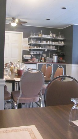 Trout River, Kanada: Inside Valley View Restaurant