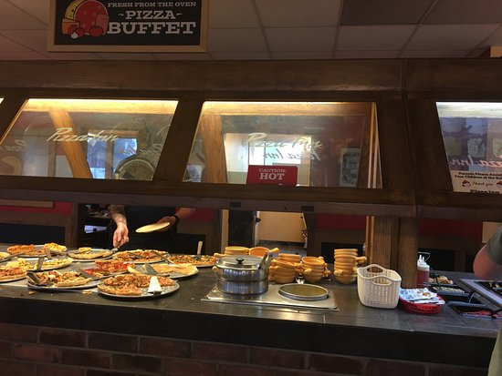 Duncan, Carolina del Sur: Buffet
