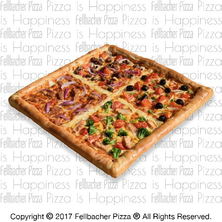 Fellbach, Germany:  Familie Pizza
