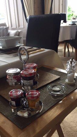 Coppice House: Beautiful Breakfast Room
