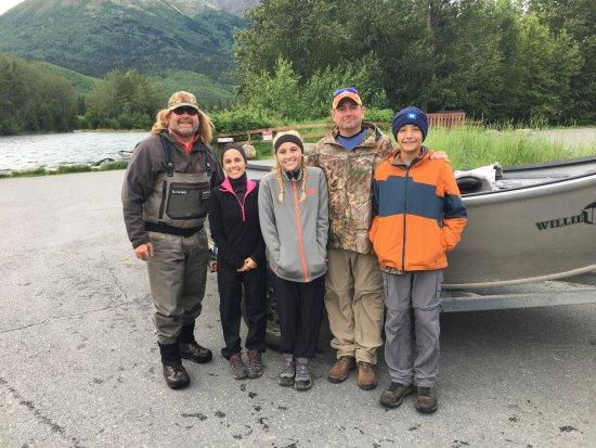 Cooper Landing, AK: post drift